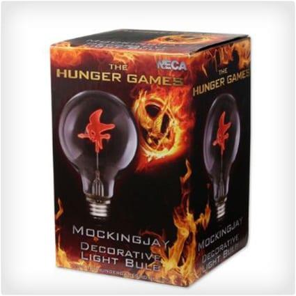 Mockingjay Lightbulb