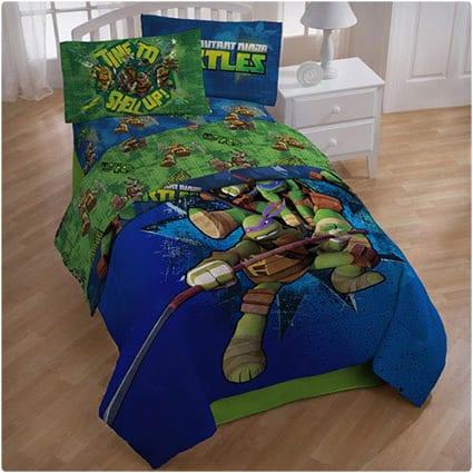 Ninja Turtles Bedding
