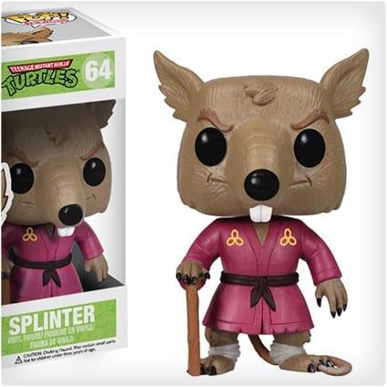 Splinter Vinyl Figure