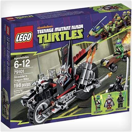 TMNT LEGO Sets