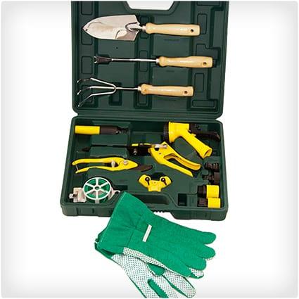15-Piece Gardening Tool Set