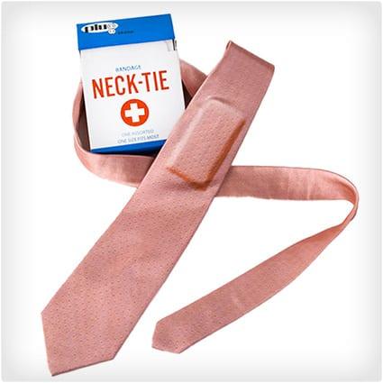 Band-Aid Neck Tie