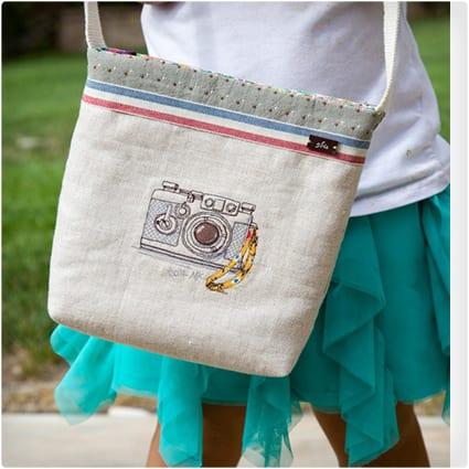 Camera Shoulder Bag