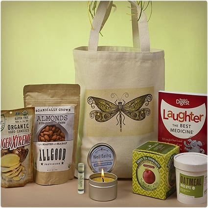 Cancer Get Well Gift Basket