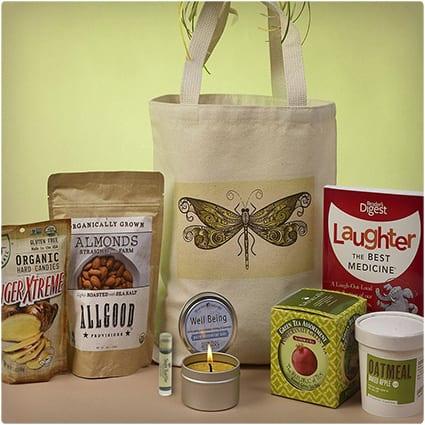 Cancer Get Well Gift Basket