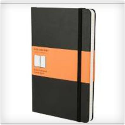 Classic Moleskine Notebook