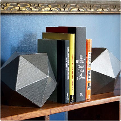 D20 Bookends