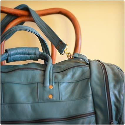 DIY Luxury Camera Bag