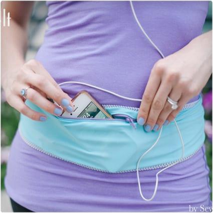 DIY Running Belt