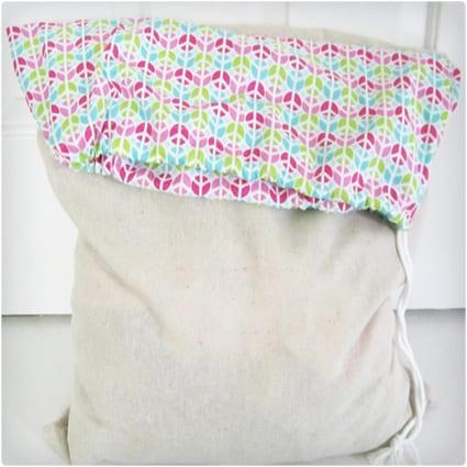 Handmade Laundry Bag