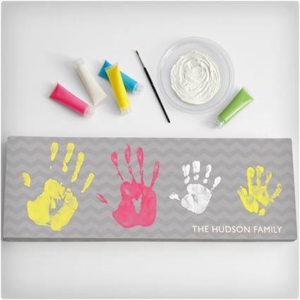 Handprint Canvas Set