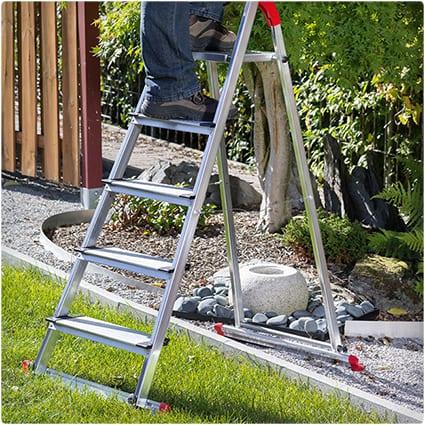 Lawn and Garden Ladder