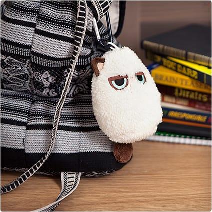 Mini Grumpy Cat Plush