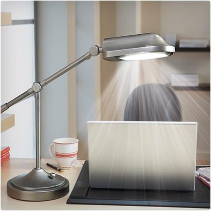 Natural Spectrum Desk Lamp