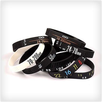 Photographer's Wristband