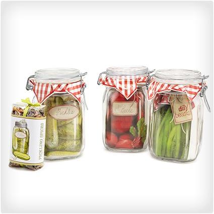 Pickling Jar Sets