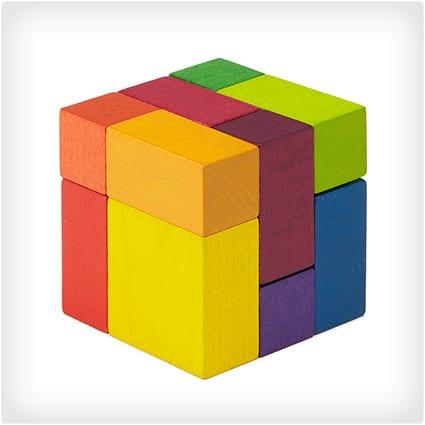 Playable Art Cube