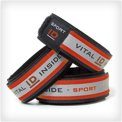 Runner's ID Bracelet