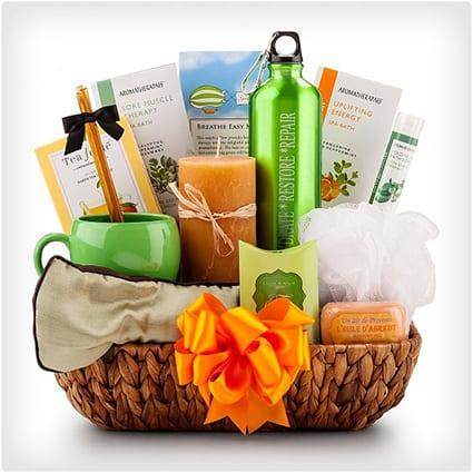 Spa Treatment Gift Set