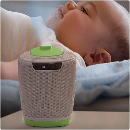 Baby Sound Spa Projector