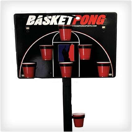 BasketPong Game