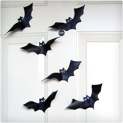 Bats from a Bike Tube