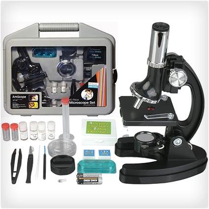 Beginner Compound Microscope Kit