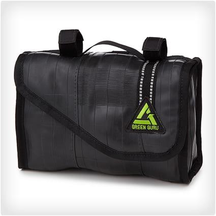 Bike Tube Handlebar Bag