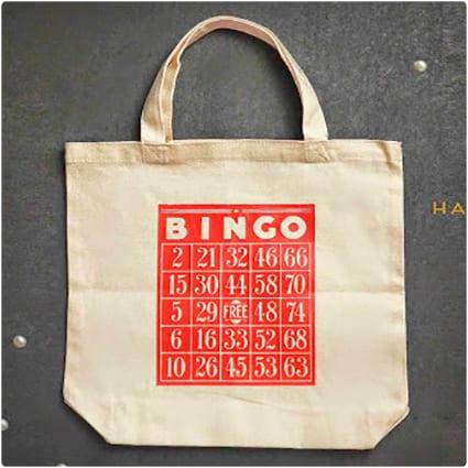 Bingo Tote