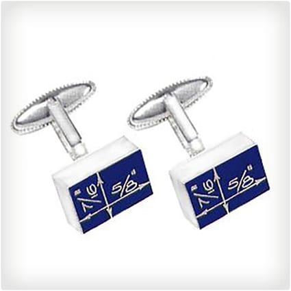Blueprint Cufflinks