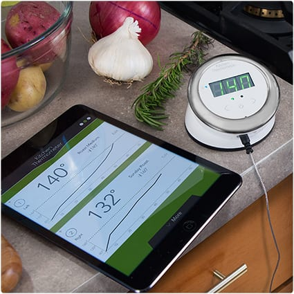 Bluetooth Kitchen Thermometer
