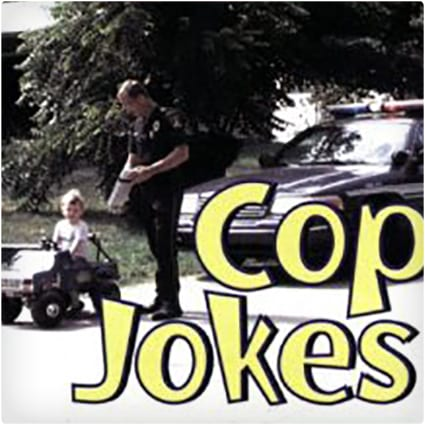 Cop Jokes Pocketguide