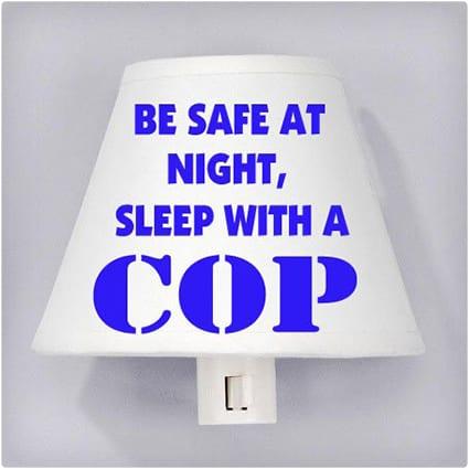 Cop Nightlight