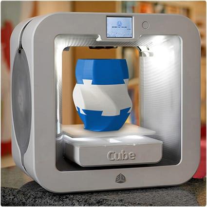 Cube 3D Printer