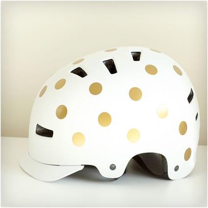 Customized Bike Helmet