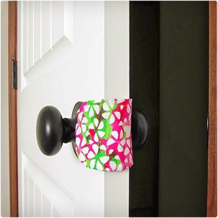 DIY Door Muffler