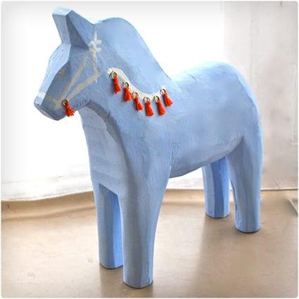Dala Horse Makeover