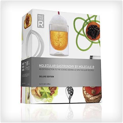 Deluxe Molecular Gastronomy Kit