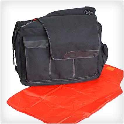 Diaper Dude Messenger Bag