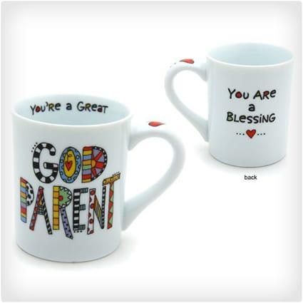 Doodle Godparent Mug
