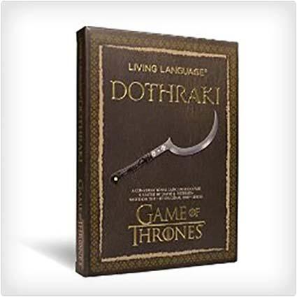 Dothraki A Conversational Language Course