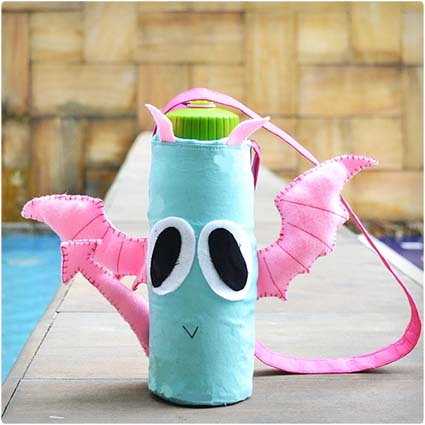 Dragon Bottle Cover