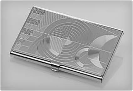 Frank Lloyd Wright Business Card Holder