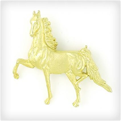 Full Body Saddlebred Pin