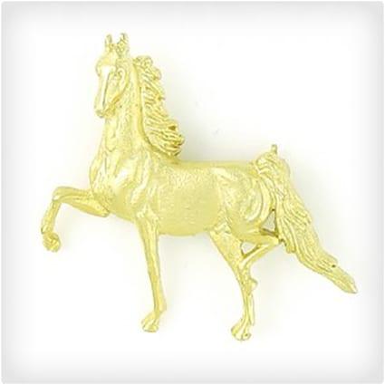 Full Body Saddlebred Pin