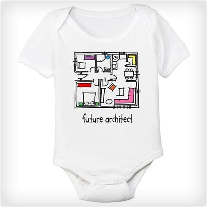 Future Architect Babysuit