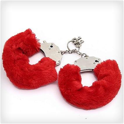 Fuzzy Sexy Handcuffs