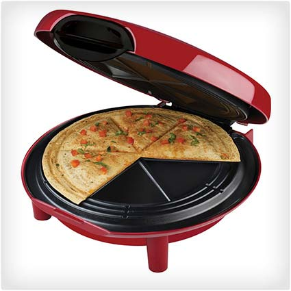 George Foreman Quesadilla Maker