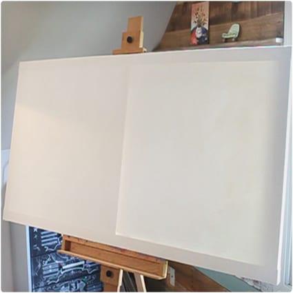Giant Artist Canvas