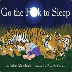 Go The F*** To Sleep Book